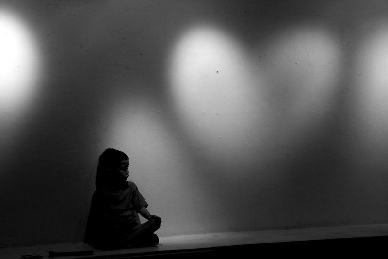Jeux d'ombre et de lumière